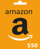 Get $50 Amazon Gift Card