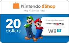 Get Free $20 Nintendo eShop Gift Code and Card Generator - Online 2019 - No Survey