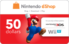 Get Free $50 Nintendo eShop Gift Code and Card Generator - Online 2017-2018 - No Survey