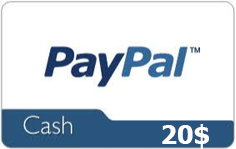 Paypal $20 Gift Card Codes Generator