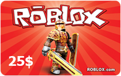 Roblox $25 Gift Card Codes Generator