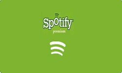 Generate Free spotify Card code.