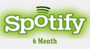 Get Free Spotify Codes Generator - Online 2016-2017 - 6 Month Code